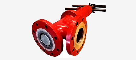 angle valve front