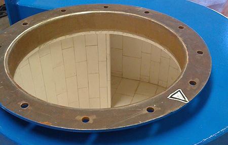 Ceramic Lined