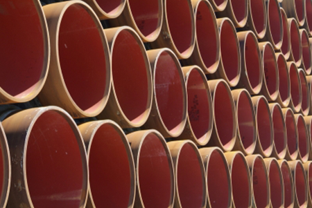 pipe red