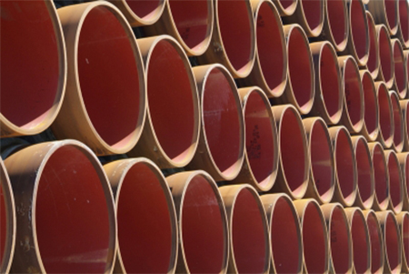 Pipe large bore