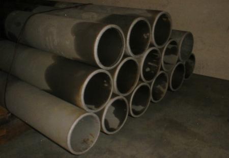 thermal sprayed pipe