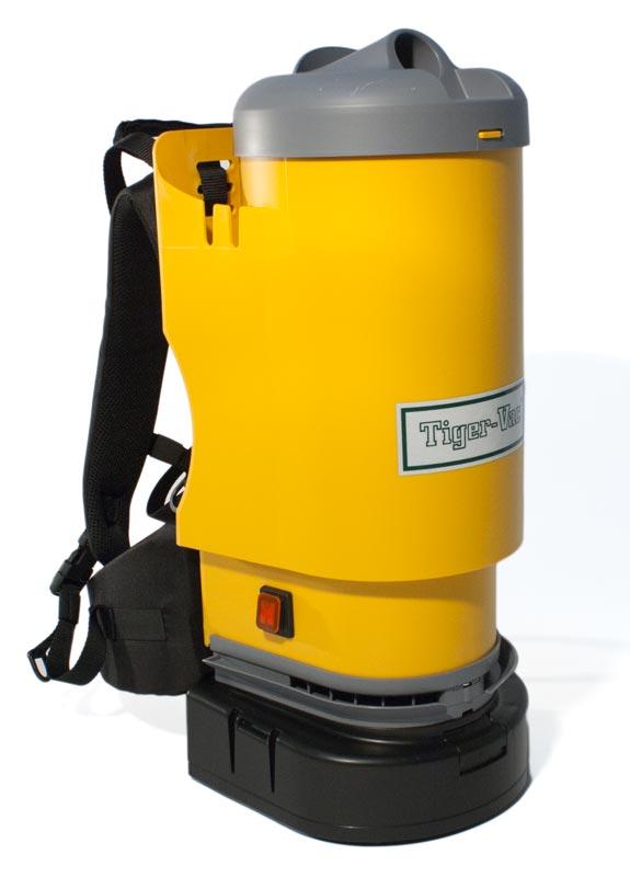 Backpack Battery Vacuum HEPA