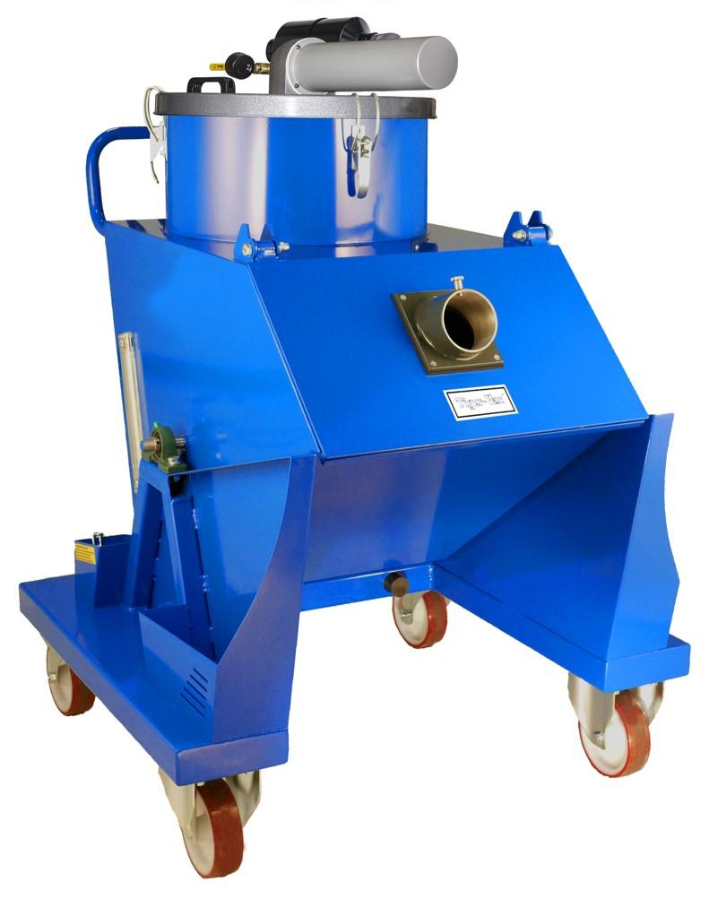 Coolant & Metal Chip Vacuum Pneumatic