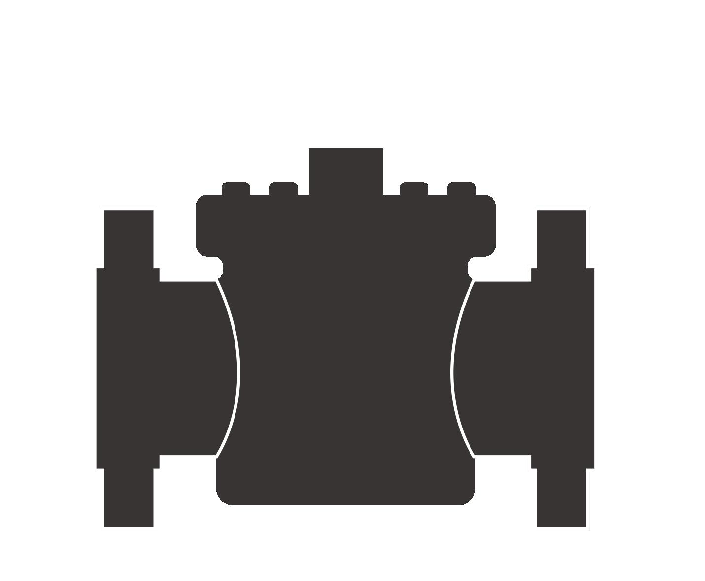 plug valve vector